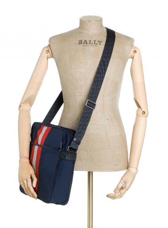 Мужская сумка-планшет Bally BA199-2D сумка в спортивном стиле