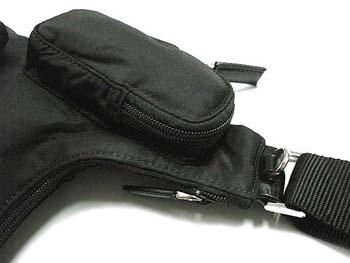 Мужская сумка через плече Prada Vela Sport BT0520 fashion сумка