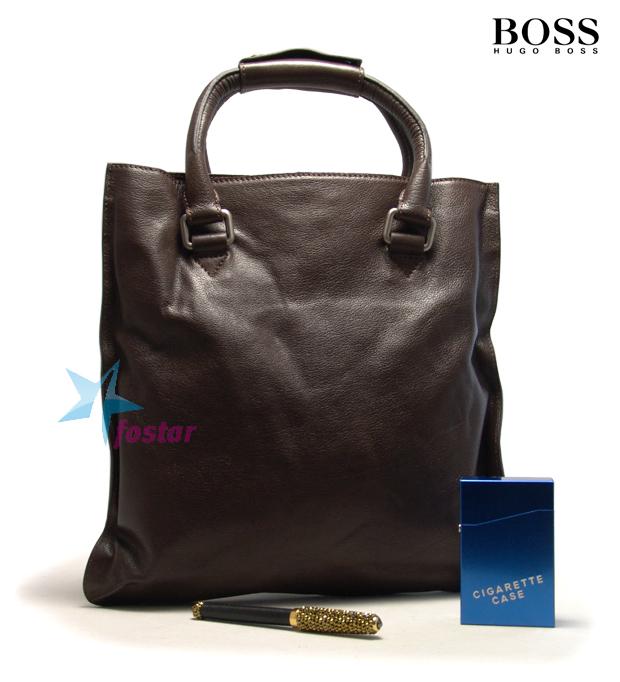 Мужская сумка планшет Hugo Boss D2052-3-46 сумка для документов