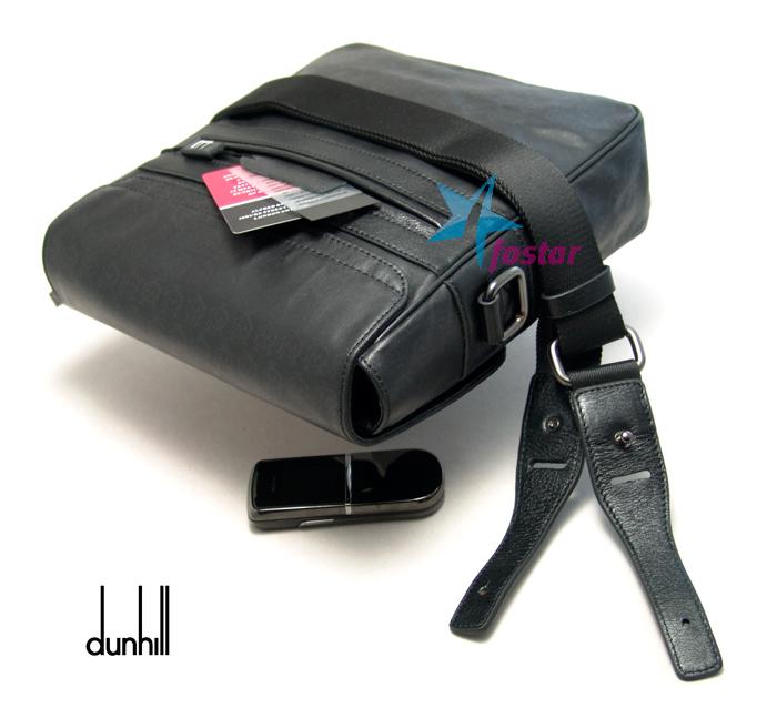 Мужской планшет через плечо Dunhill D2056-2-34BK