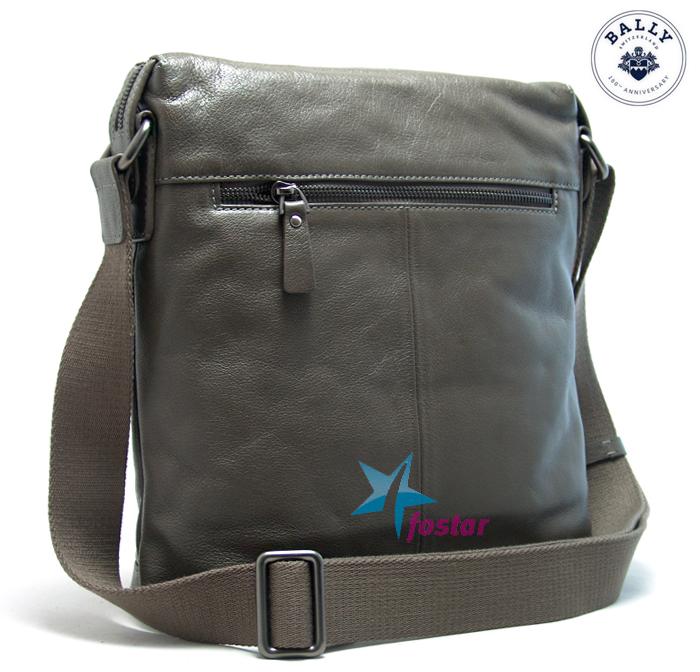 Мужская кожаная сумка через плечо Bally D2099-2-32