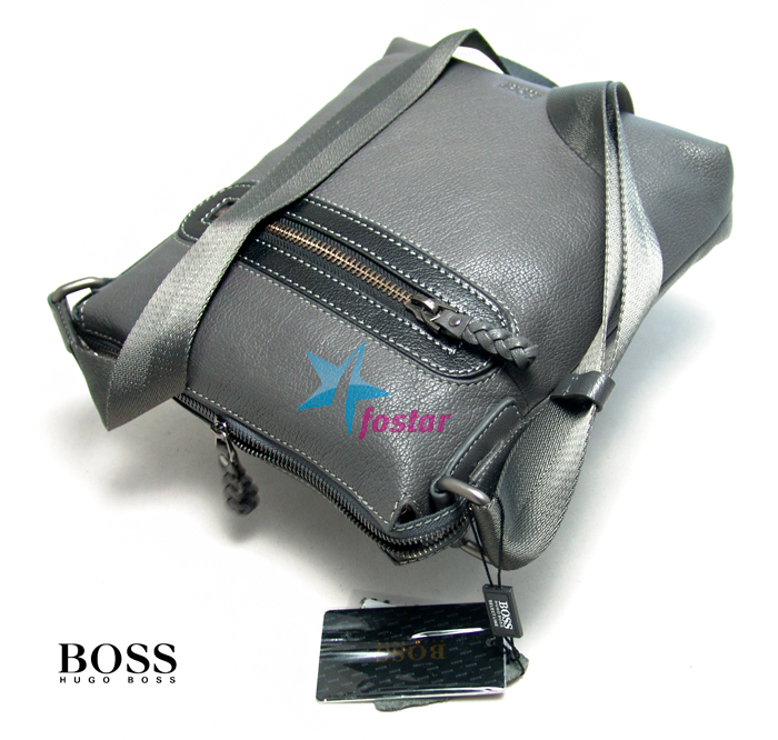 Мужская fashion сумка через плечо Hugo Boss D5077-1-24