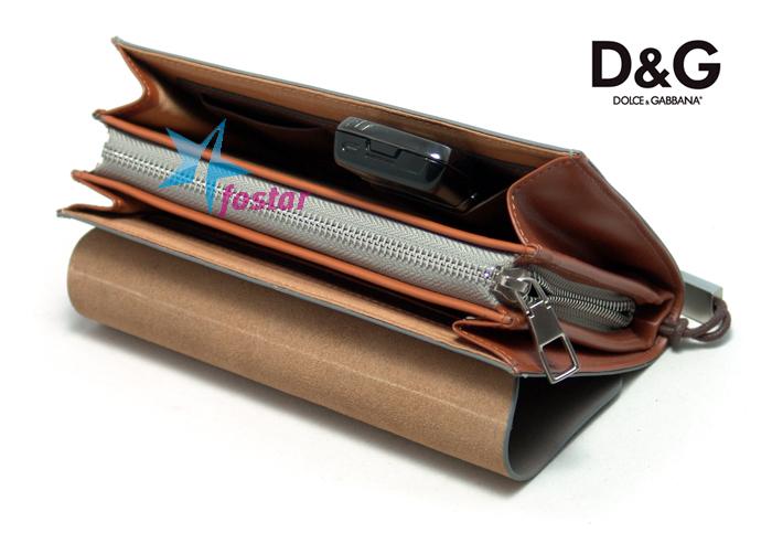 Мужской fashion клатч Dolce Gabbana D2012F
