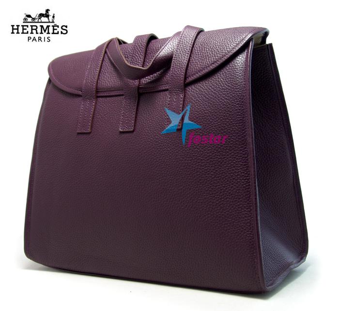 Летняя сумка больших размеров Hermes 505095VIOLET