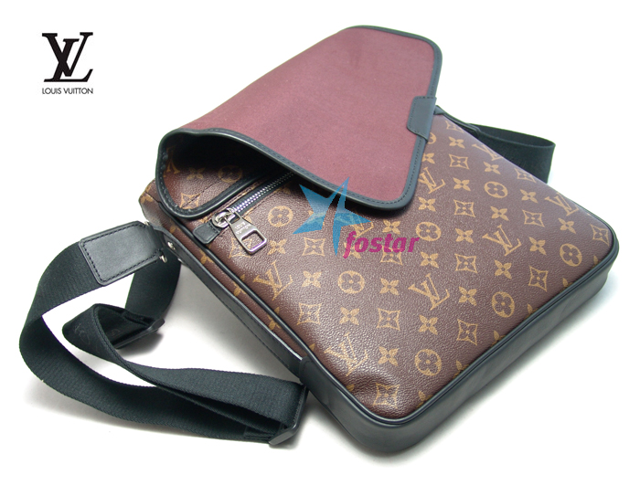 Мужской ранец Louis Vuitton Monogram M56715 сумка планшет