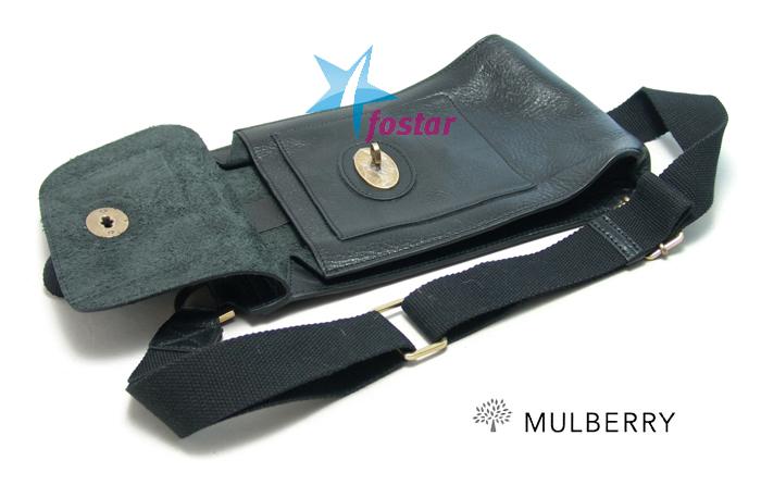 Купить Мужская сумка через плечо Mulberry HH6184-342BK с доставкой по России и странам СНГ.