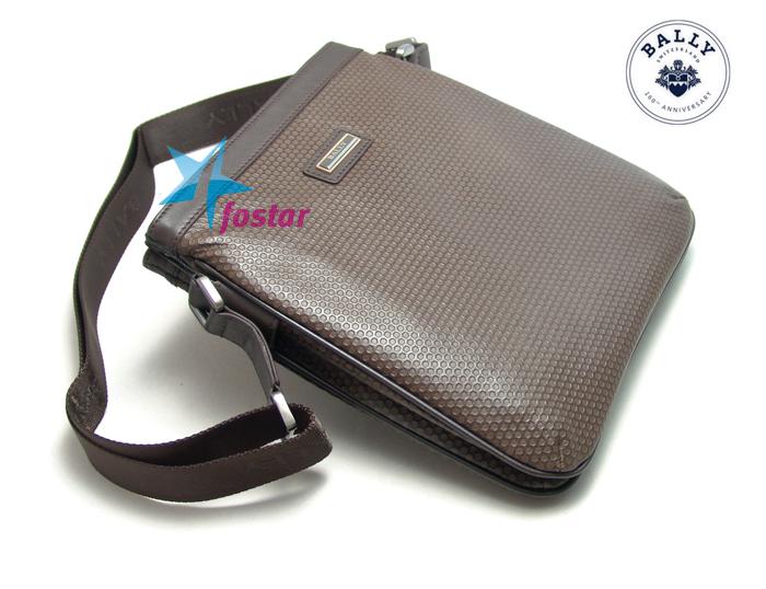 Мужская сумка через плечо Bally 8271-4BR