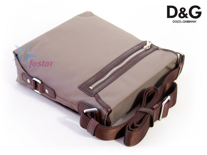 Мужской молодежный портфель Dolce&Gabbana DG185-4B сумка мужская