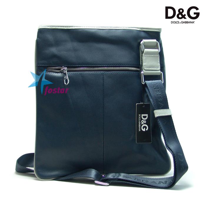 Молодежная мужская сумка Dolce&Gabbana 3107-4