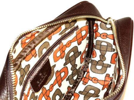 Кожаная мужская fashion барсетка  Gucci клатч мужской