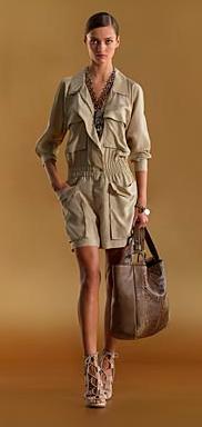 Большая кожаная женская сумка Gucci 257051