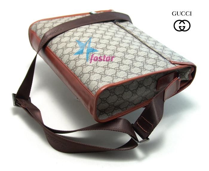 Мужская сумка через плечо Gucci 44930-4 ранец мужской