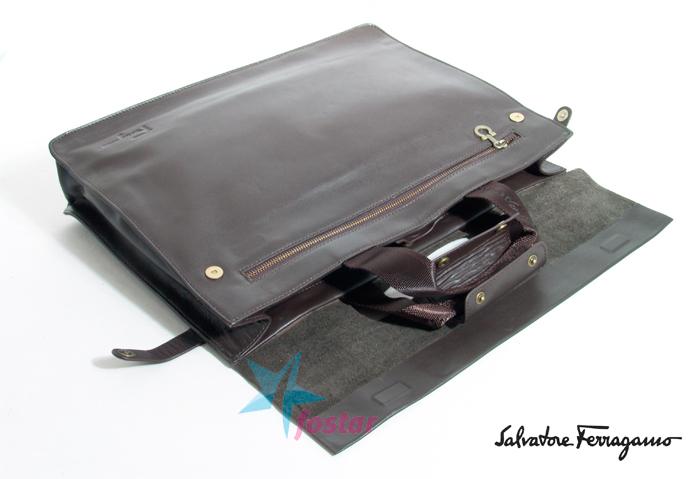 7177da9e556b Мужская сумка Salvatore Ferragamo для ноутбука