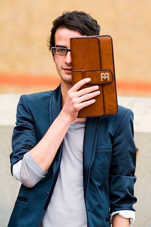 Клатч мужской, мужские сумки Балли