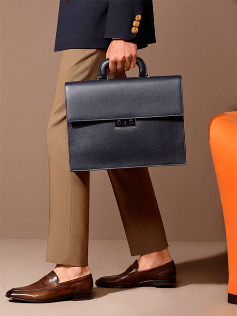 Мужские сумки Bally брендовые портфели