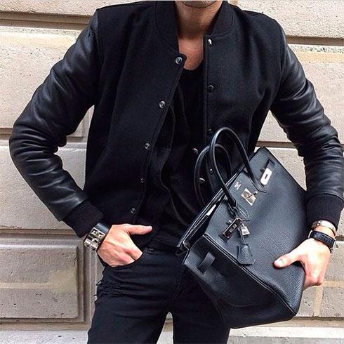 Сумки Hermes мужские брендовые