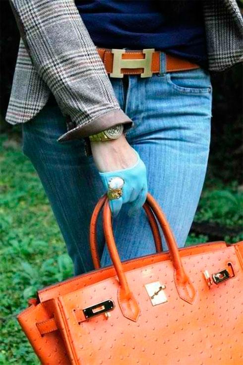 Женские брендовые сумки Hermes
