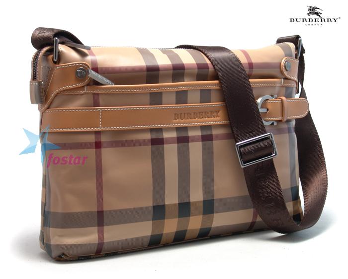 872956fed34f Молодежный мужской портфель Burberry 9959-2 сумка через плечо ...