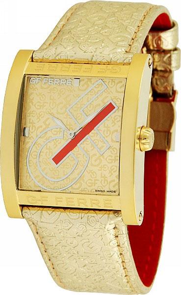 adc2de12 Мужские стильные часы GF FERRE GF.9046M/11 наручные часы - fostar.ru