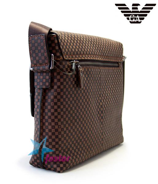 67a4e221ec58 Мужская сумка через плечо Emporio Armani сумка-планшет - fostar.ru