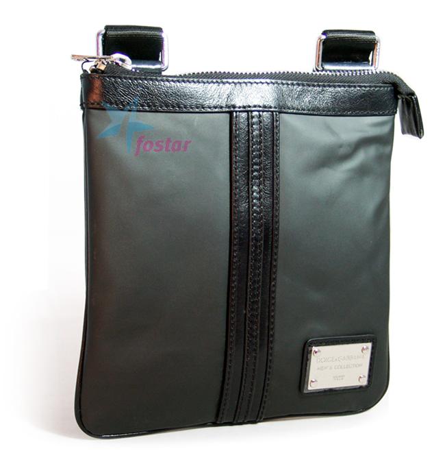 Молодежная мужская сумка Dolce Gabbana DG185-3A через плечо 73e84e4c2be