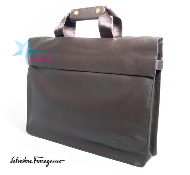 Salvatore ferragamo купить мужские сумки