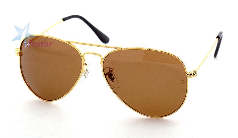 45293dc3d177 Cолнцезащитные очки Рей Бан РБ3025 w3277 мужские модные очки - fostar.ru