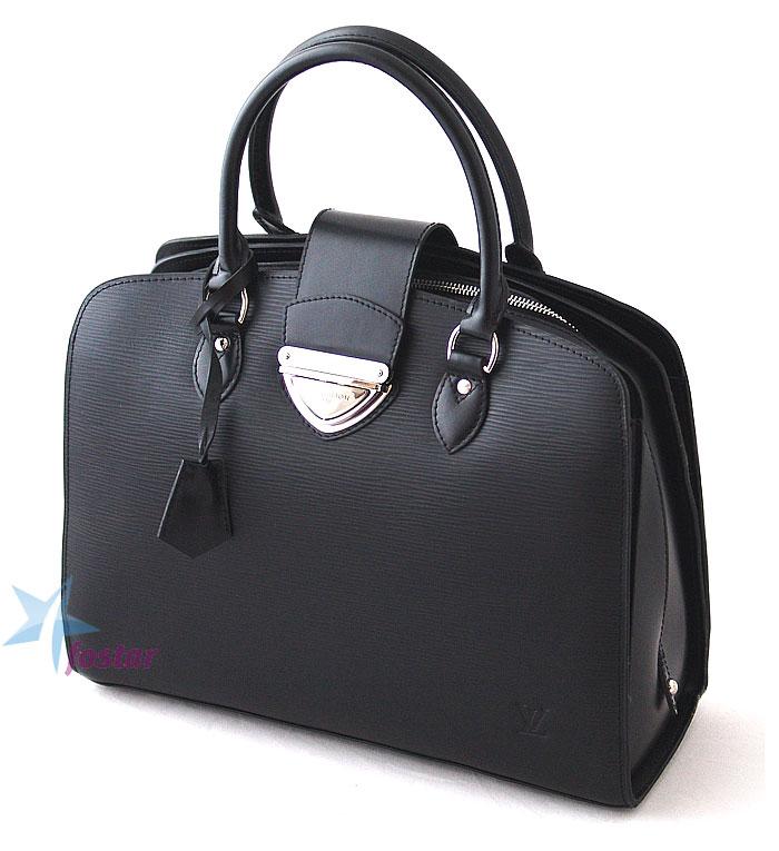 Louis vuitton большие черные сумки