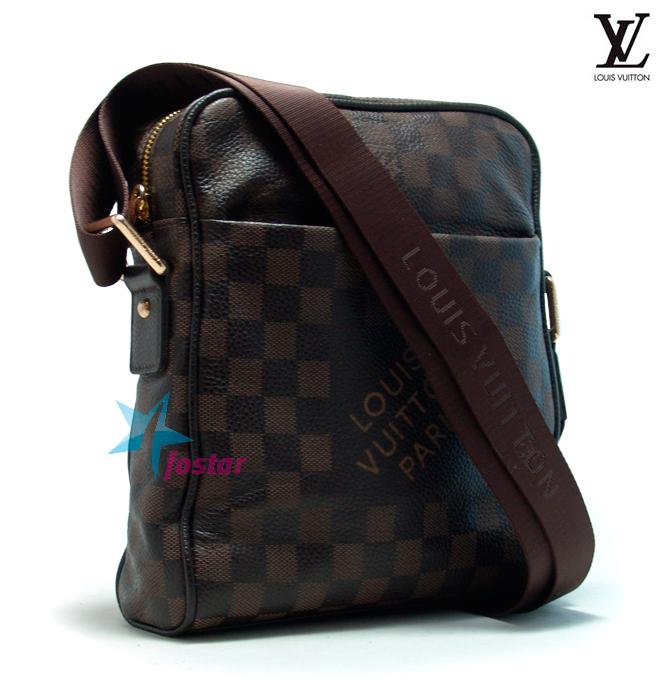 8166e3ca2fa3 Сумка мужская через плечо Louis Vuitton 9012-5 мужской планшет ...