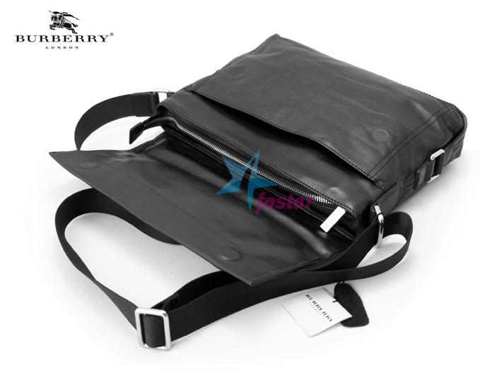 d224c0322ad0 Мужская молодежная сумка через плечо Burberry fashion - fostar.ru
