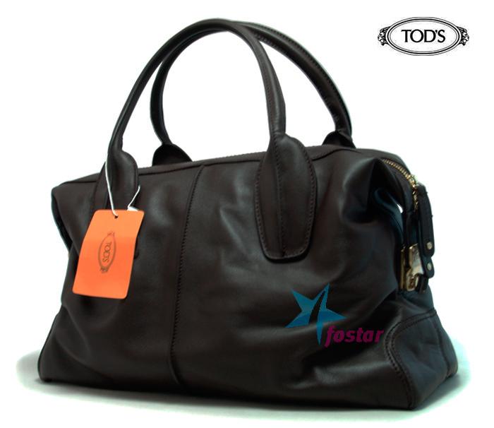 364d20b9 Черная кожаная fashion сумка Tods 7123L-BK больших размеров. Черная кожаная fashion  сумка Tods 7123L-BK больших размеров. Категория: Женские сумки