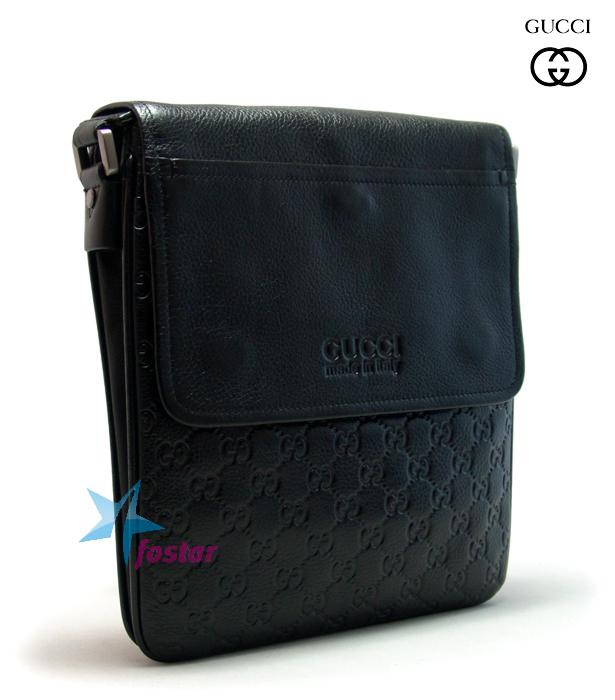 Мужская сумка Gucci 6857 - Бижутерия интернет магазин.