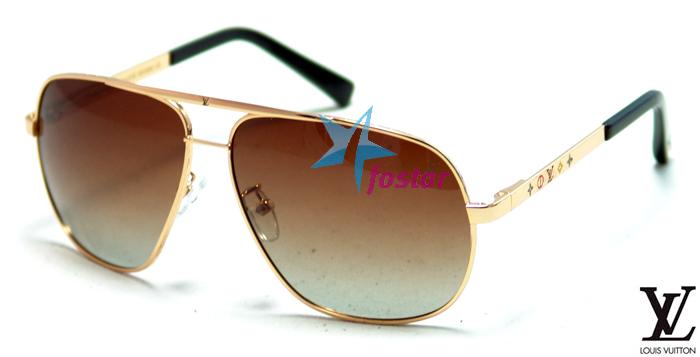 17d90bc95bba Мужские солнцезащитные очки Louis Vuitton Z0168U GD - fostar.ru