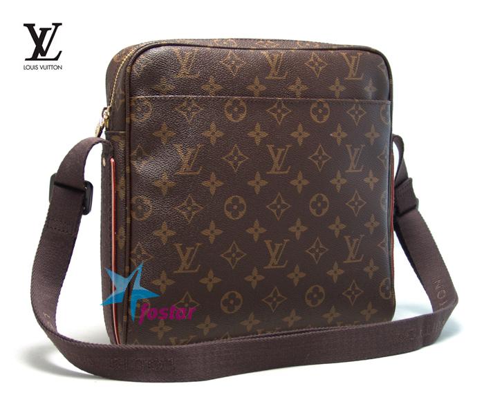 defefe2c1275 Модная мужская сумка через плечо Louis Vuitton M97037 - fostar.ru