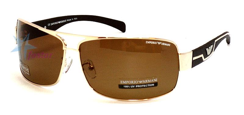 1e210e33b6f1 Стильные мужские солнцезащитные очки Armani ea80148 6912 - fostar.ru