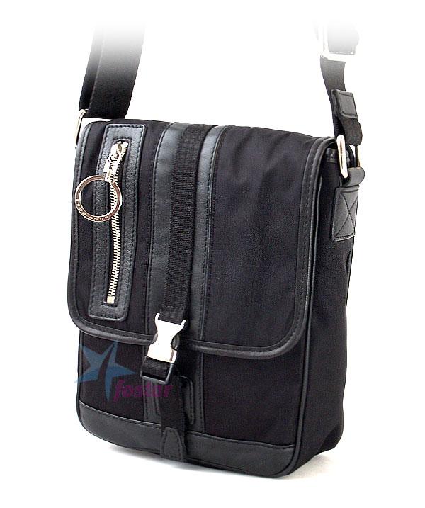 Молодежная мужская сумка от Hugo Boss, черная сумка через плечо ... d2f2a467350