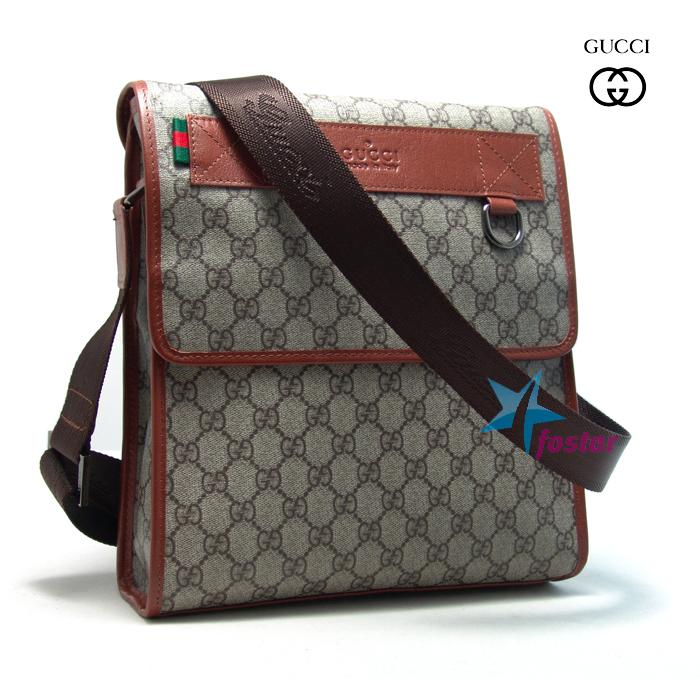Мужская модная сумка-планшет через плечо Gucci 44930-2 - fostar.ru 26f82725a4d
