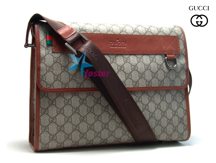 Мужская сумка через плечо Gucci 44930-4 ранец мужской - fostar.ru 934502e10c4