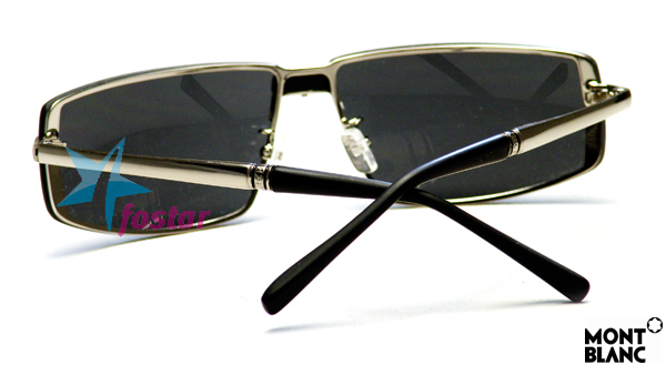 de355125216e Стильные мужские солнцезащитные очки Mont Blanc MB219S F90G - fostar.ru