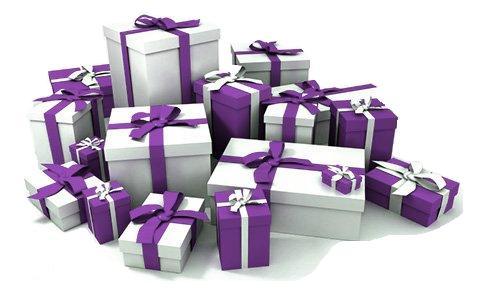Акция при покупки подарок на выбор
